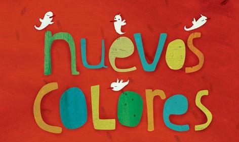 Nuevos Colores - Álbumes ilustrados