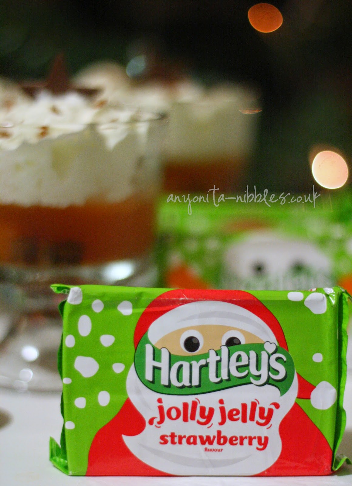 Make your Christmas festive with Hartley's Jolly Jelly from Anyonita-nibbles.co.uk
