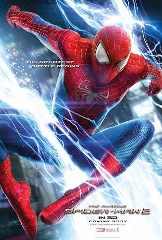 ตัวอย่างหนังใหม่ : The Amazing Spider-Man 2 (ดิ อะเมซิ่ง สไปเดอร์แมน 2: ผงาดจอมอสุรกายสายฟ้า) ตัวอย่างที่ 2 ซับไทย poster