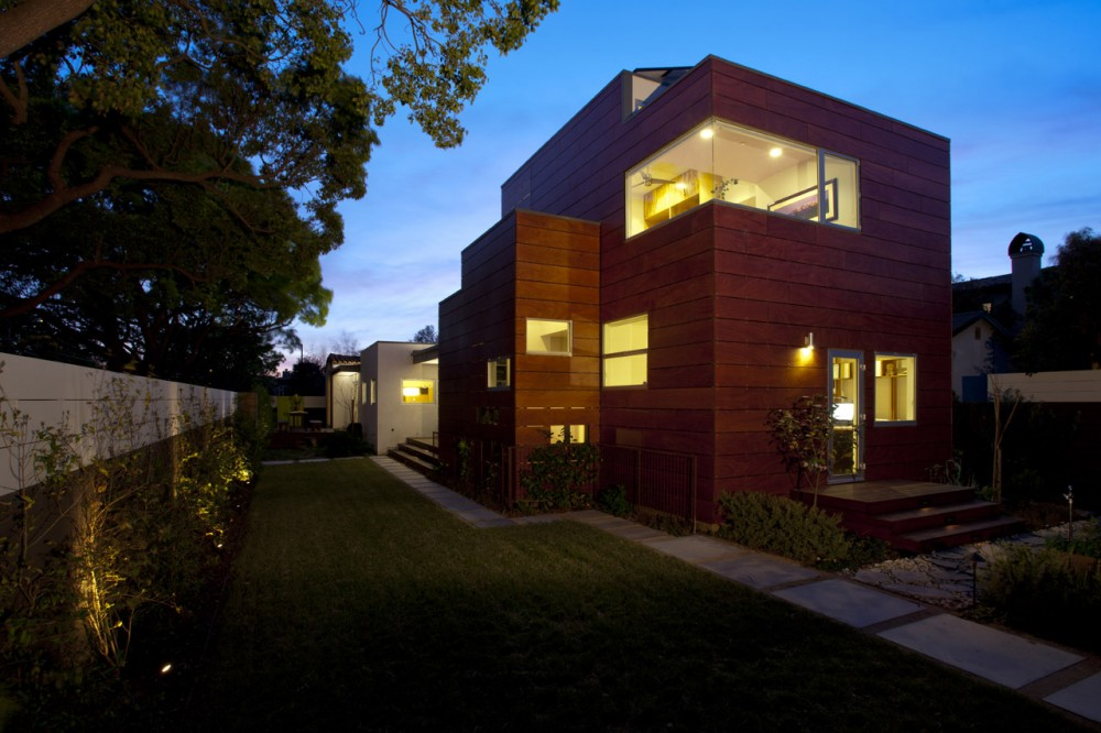 Residence in Santa Monica, California