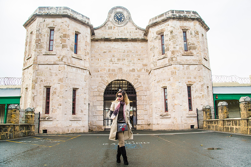 CrystalPhuong- Singapore Travel Blog- Fremantle prison in Western Australia