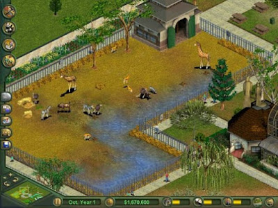 Zoo Tycoon 1 PC Games for windows