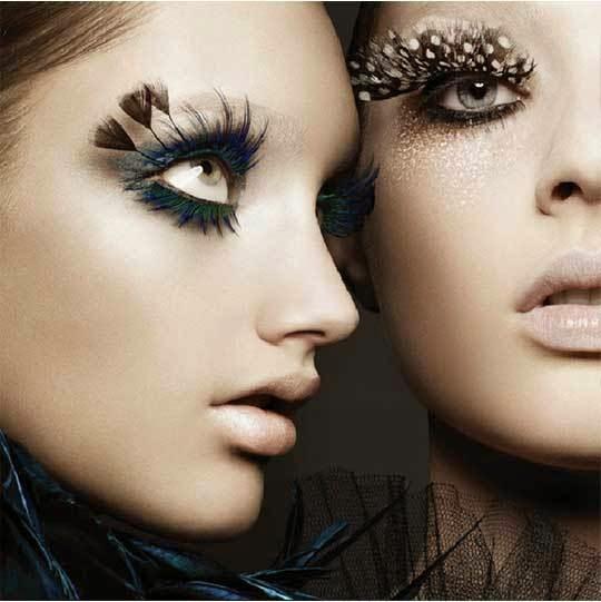 """""""Quelques modèles de maquillage originaux"""""""
