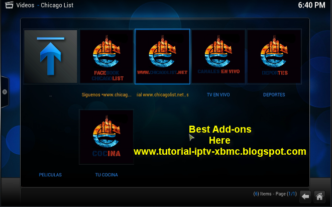... Xbmc Download And Install   Tutorial : Iptv .Xbmc .Simple tv .Android