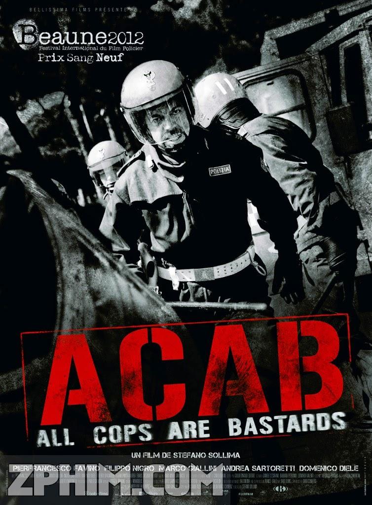 Đội Chống Phản Động - A.C.A.B. - All Cops Are Bastards (2012) Poster