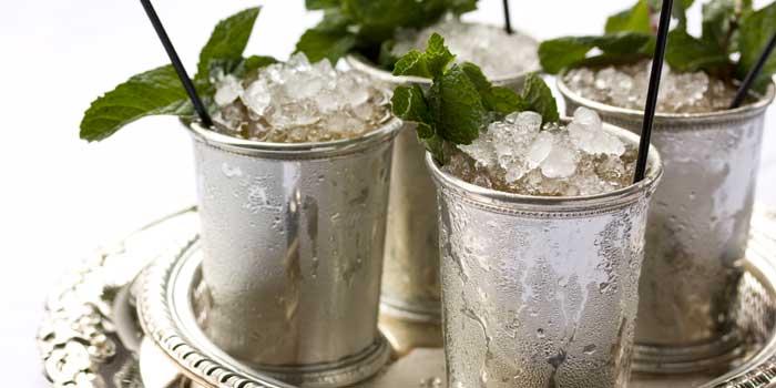 Derby Party Mint Julep Bar