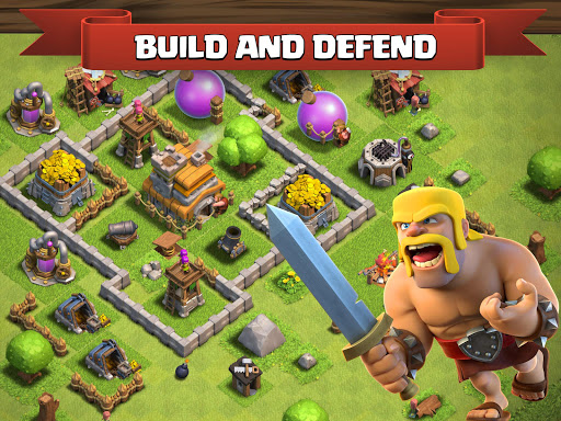 Download Clash of Clans APK 7.156.5 Terbaru
