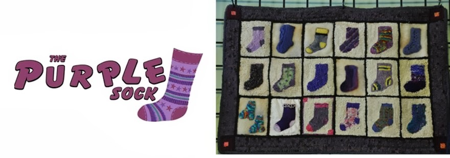 The Purple Sock
