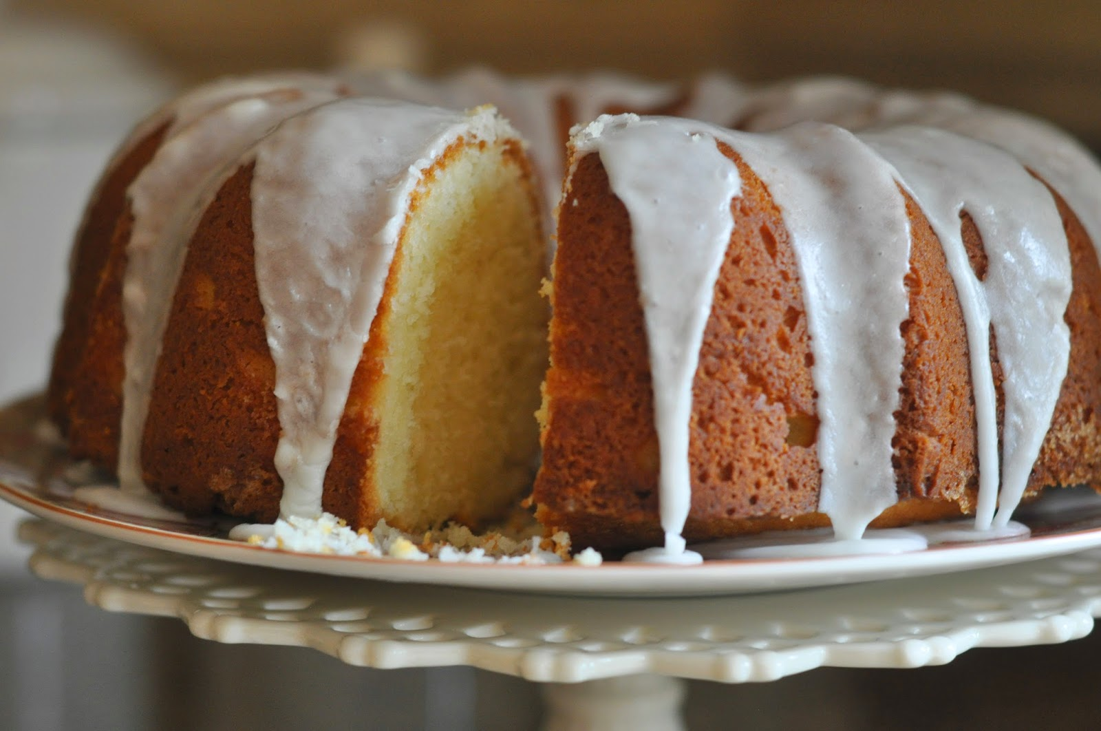 Lemon Bundt Cake