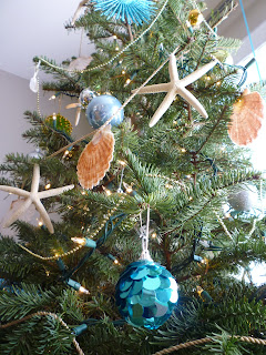 Beach Christmas ornaments decor decoration