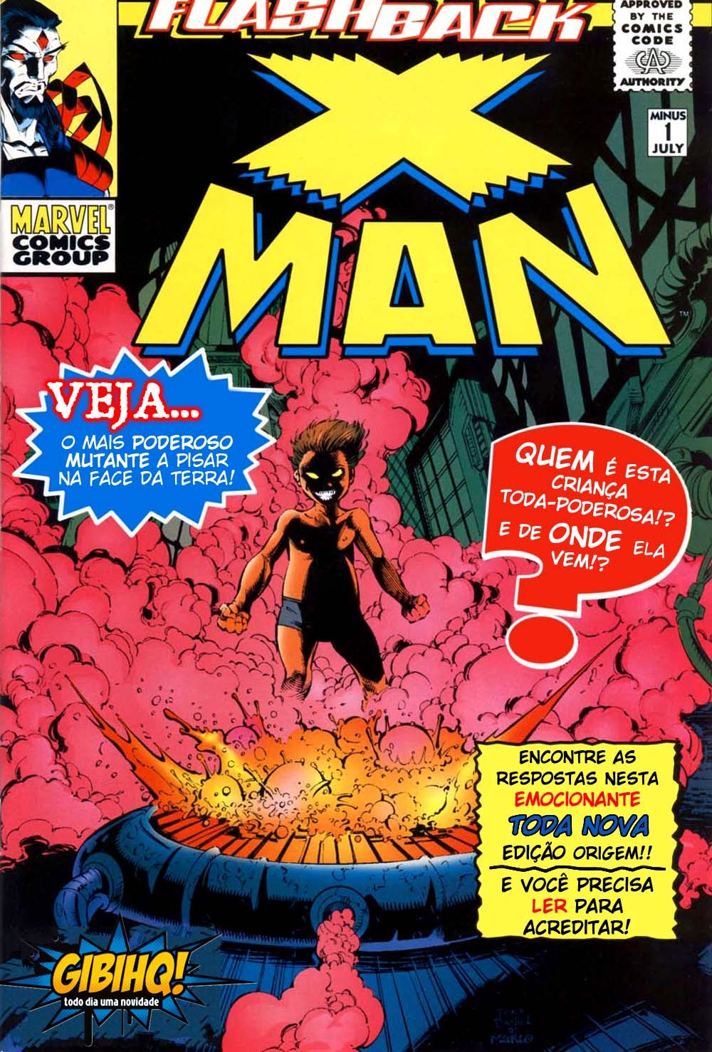 X-Men - A Era do Apocalipse #4