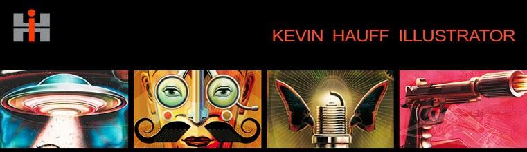 Kevin Hauff: Illustrator