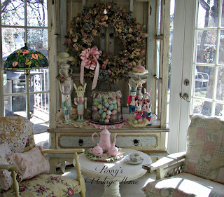 Easter decor decorating ideas