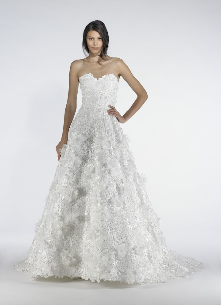 happily ever after oscar de la renta 2012 bridal collection
