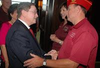 Ken Governor and Dan Dellinger