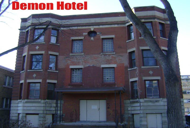 Demon Hotel