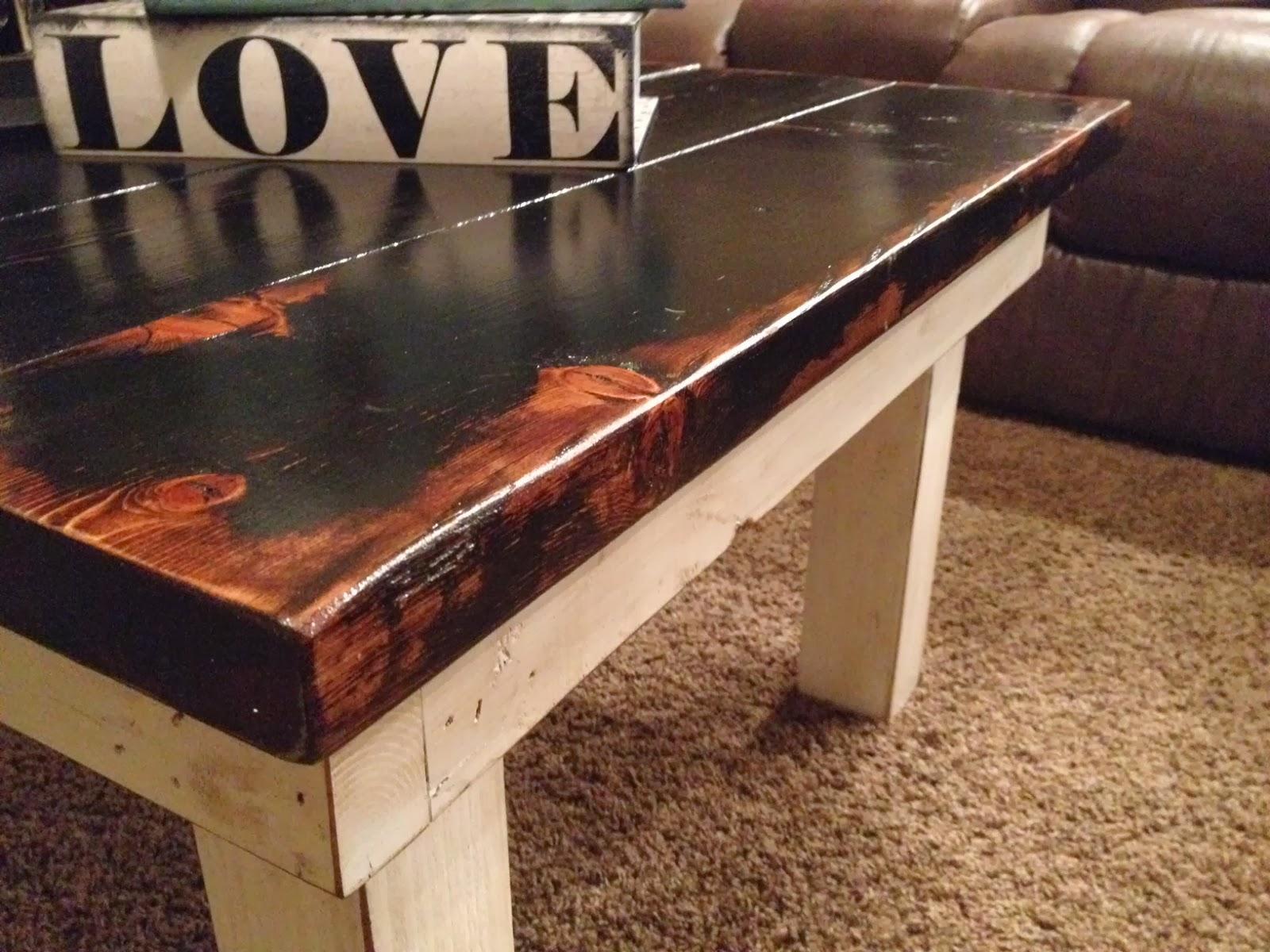 Rustic Nail Chunky Coffee table $ 160 00