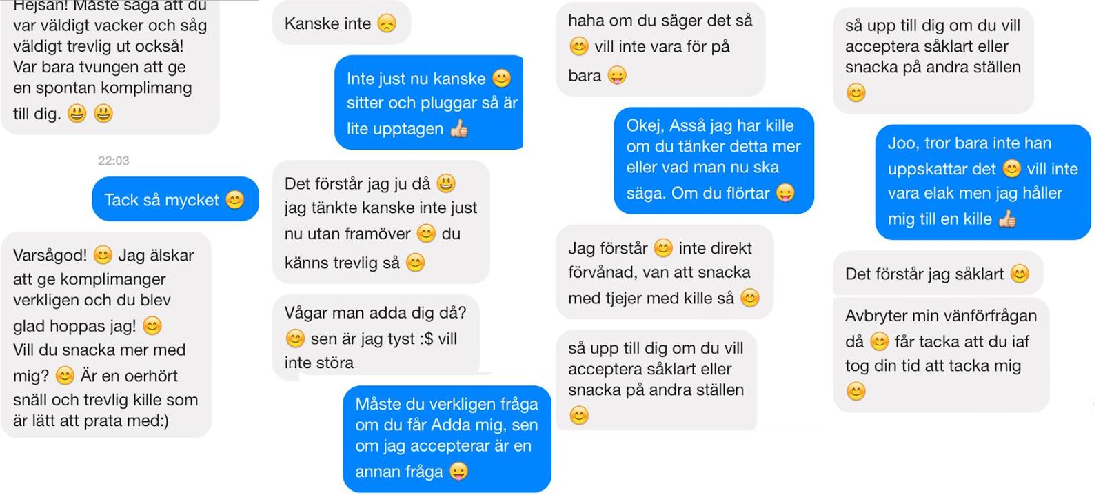 flickvän ljuger för mig Sundsvall
