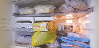 É seguro congelar alimentos que já foram descongelados?
