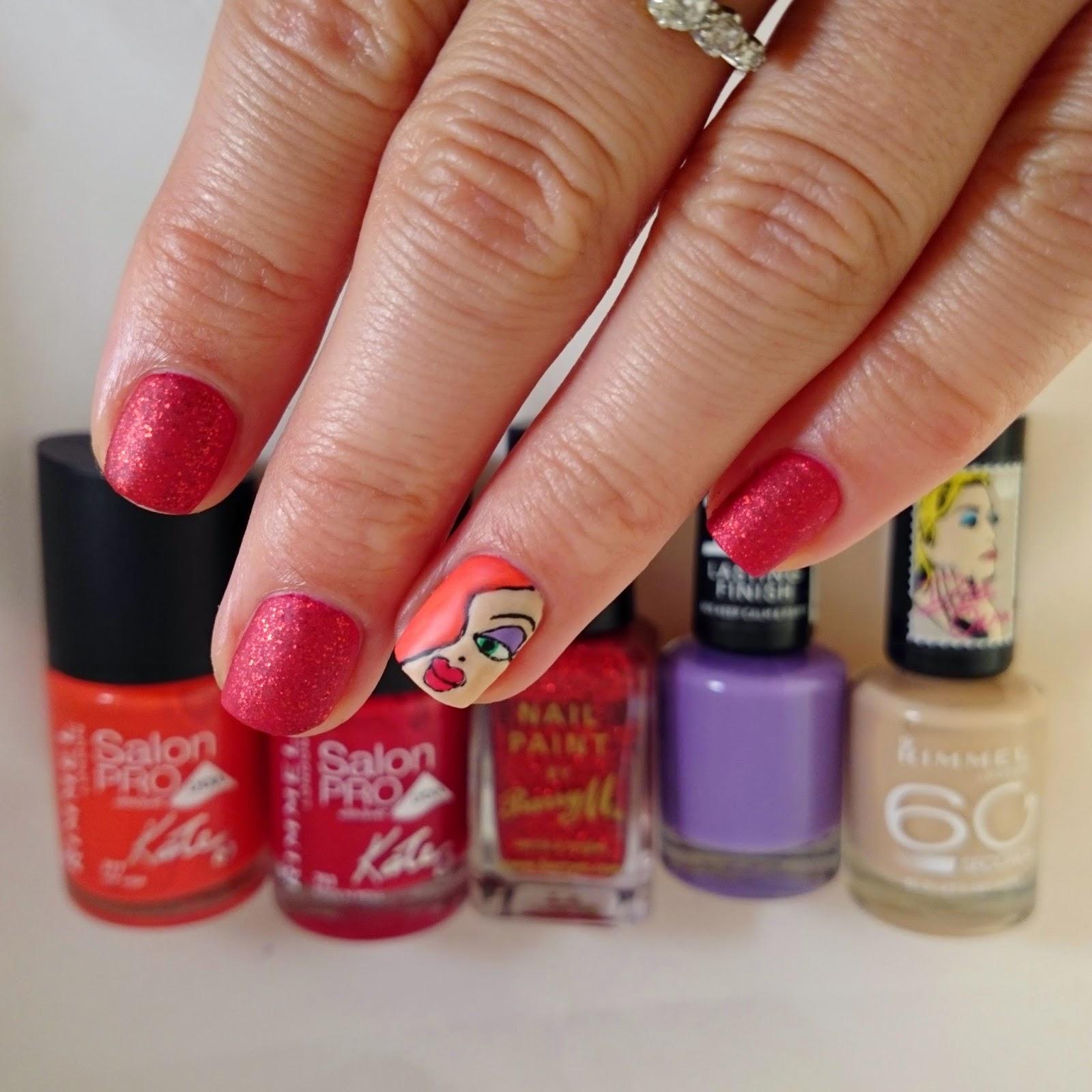 Dahlia Nails: November 2014