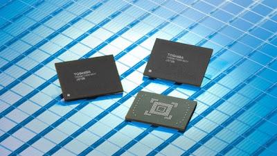 Toshiba Mengembangkan MRAM yang Lebih Hemat Energi untuk Smartphone