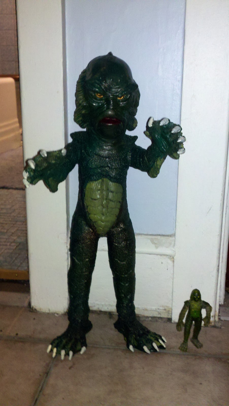 Shit Movie Fest: The Creature from the Black Lagoon (By Terry ...