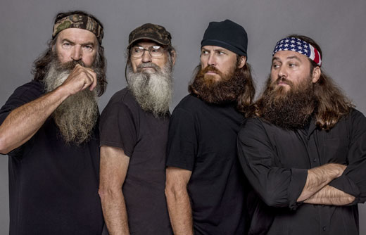 Dad & Duck Dynasty