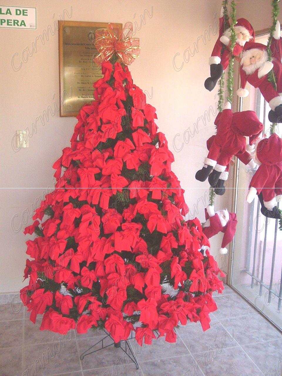 Carmin decoraciones navide as navidad 2012 for Decoracion exterior navidena
