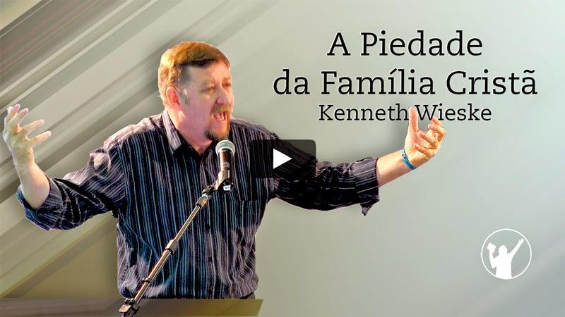 """Assista ao vídeo com a palestra """"A Piedade da Família"""""""
