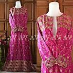 Baju Muslim Gamis Jodha Akbar GC1100 HABIS