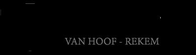 VH Fashion - Van Hoof REKEM