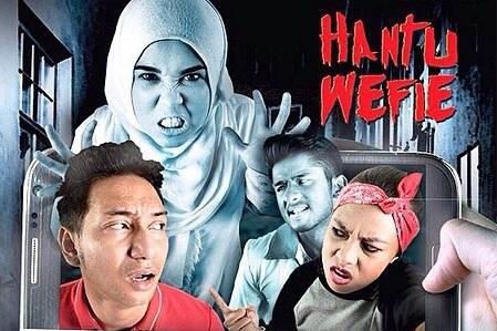 Hantu Wefie (2015) , Tonton Full Telemovie, Tonton Telemovie Melayu, Tonton Drama Melayu, Tonton Drama Online, Tonton Telemovie Online, Tonton Full Drama, Tonton Drama Terbaru, Tonton Telemovie Terbaru.