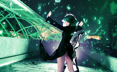Cosplay Tatsumaki One Punch Man Misa Chiang images 03