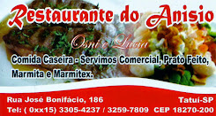 RESTAURANTE DO ANISIO