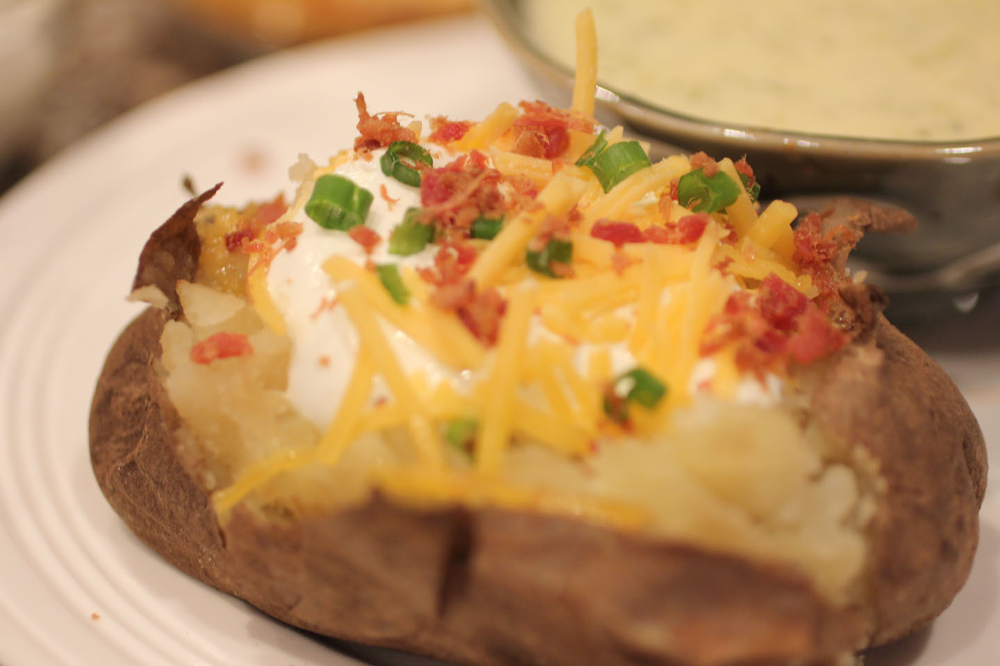Repeat Crafter Me: Crock Pot Baked Potatoes