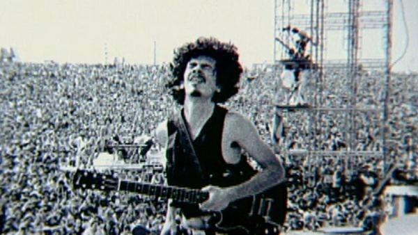 Santana - Soul Sacrifice, Woodstock, 1969