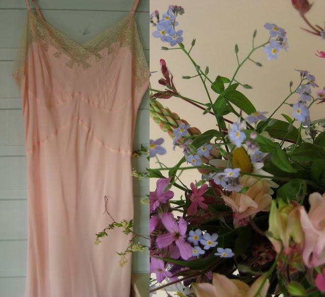 MIMMI-LEONE  Vintage kjole til sommerfesten... e9a638724852c