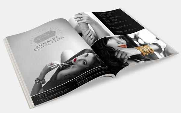 20 Elegant Jewelry Catalogue & Brochure Designs - Jayce-O-Yesta