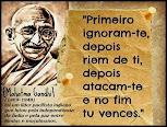 Mahatma Gandhi-Mensagens e Frases