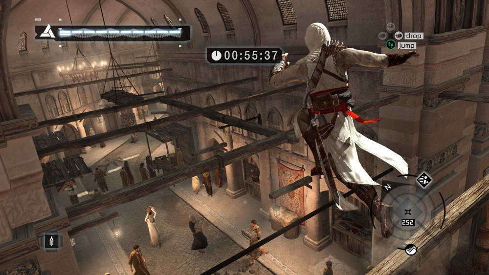 Assassins Creed 1 Juego full pc mega, sin torrent, descarga directa