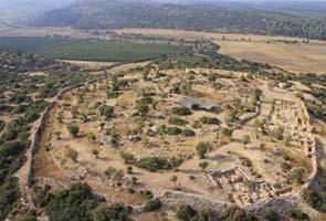 Arkeolog menemukan Istana Era Raja Daud di Israel