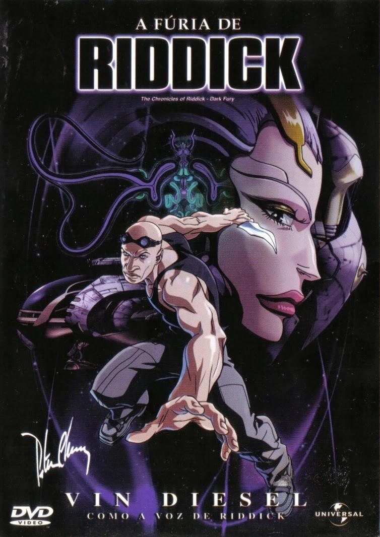 A Fúria de Riddick – Dublado (2004)