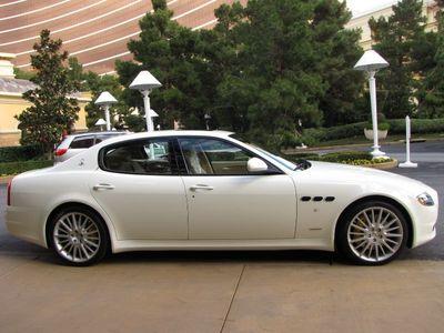 2011 maserati quattroporte latest cars. Black Bedroom Furniture Sets. Home Design Ideas
