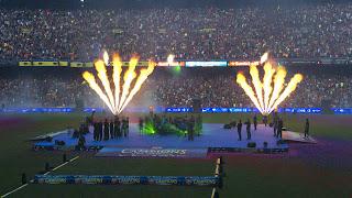 اكثر من 50 صورة و 4 مقاطع لتغطية تتويج برشلونة بكأس ملك اسبانيا 25-5-2012