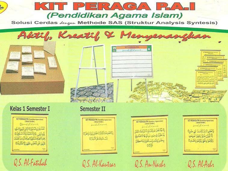 kit peraga pai pembelajaran al qur an