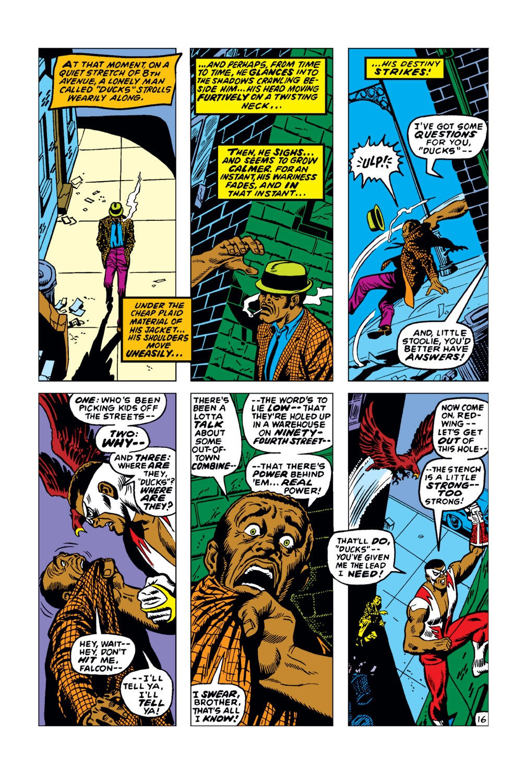 Captain America (1968) Issue #149 #63 - English 17