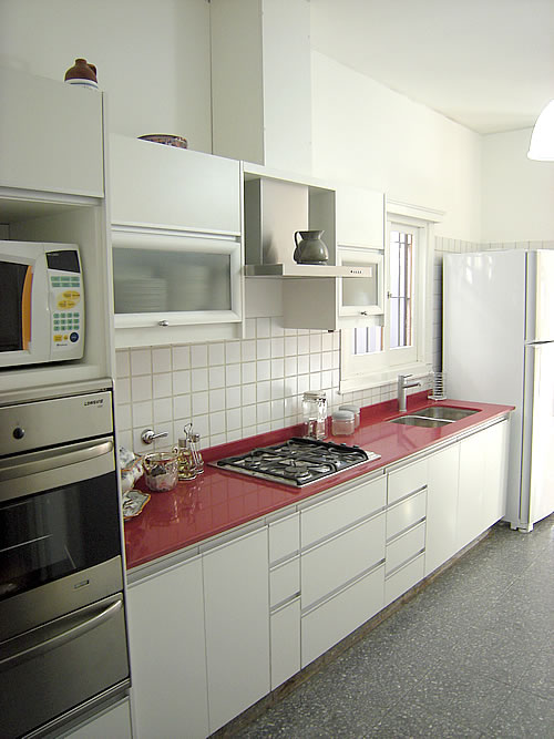 Amobla tu cocina muebles de cocina for Muebles cocina melamina