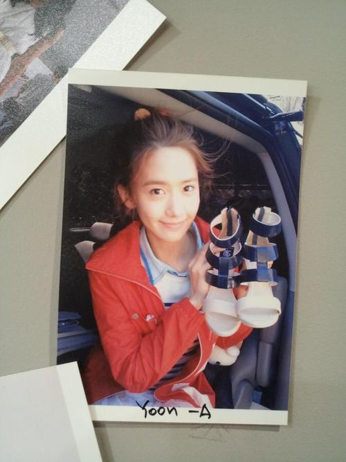 [Fantaken] 130616 Yoona Sponsored Picture