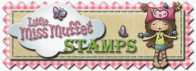 Little Miss Muffet Stamps Design Team