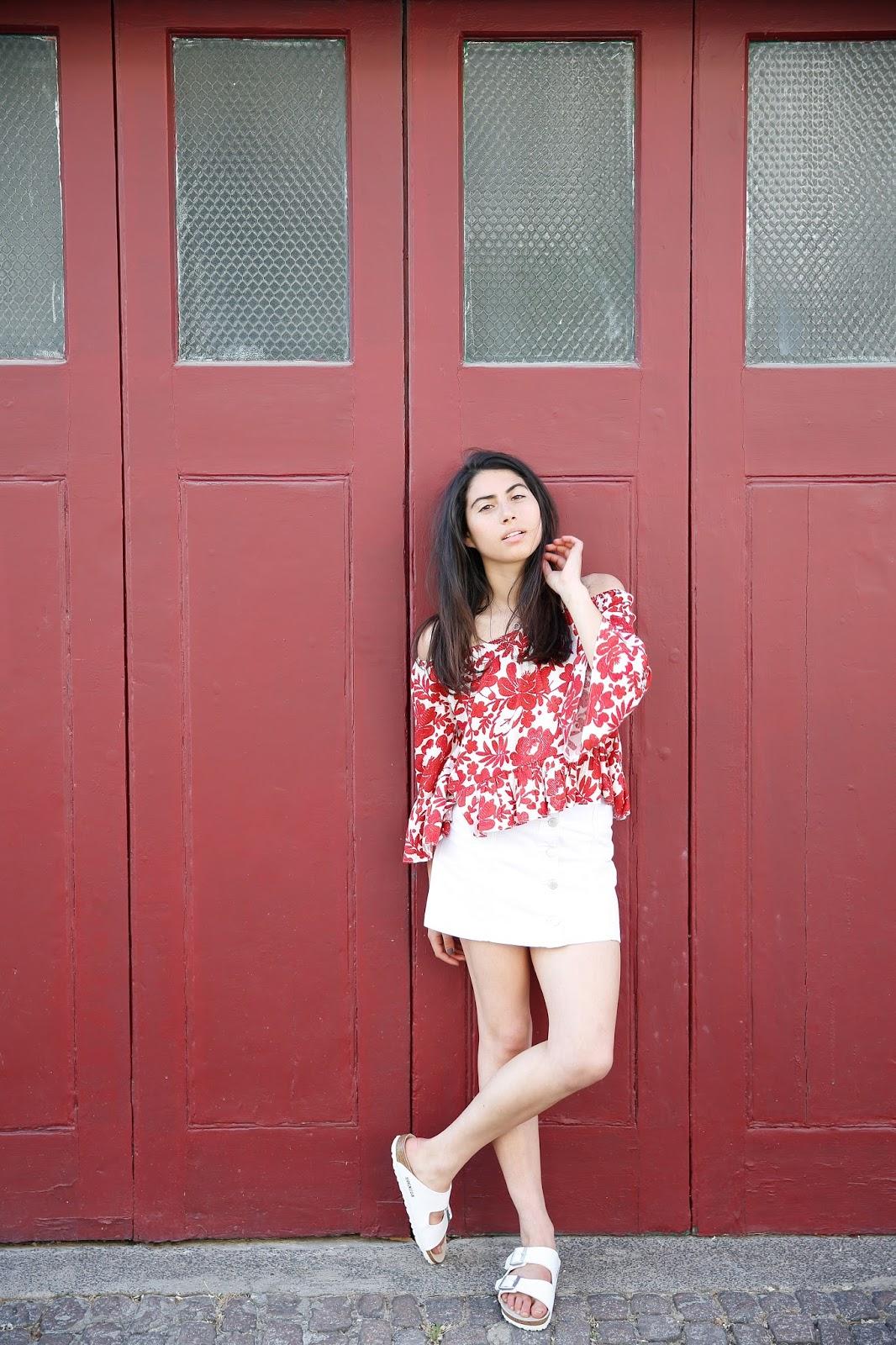 London Fashion Photographer & Blogger, Victoria Metaxas